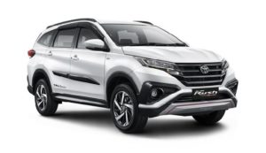 Promo Toyota Cirebon: Kredit Toyota Rush