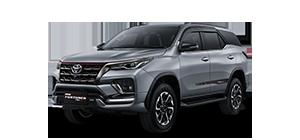 Promo Toyota Fortuner Cirebon